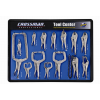 14-Pc Locking Pliers Set with Display board