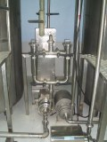 heat exchanger , filtration , stainless pump