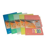 Index L-Shaped File Folder F4 with Classification taps 652F