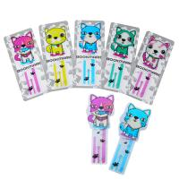Plastic Bookmarks Cute Kitten BM035-39