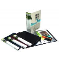 Polypropylene PP display book A4 40 Pockets CS704Q