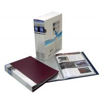 Polypropylene PP display book A4 90 Pockets CS909Q