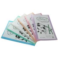Polypropylene PP display book F4 20 Pockets F425