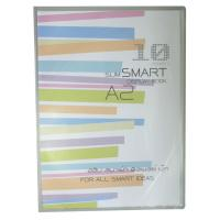 Polypropylene PP display book A2 10 Pockets SA210