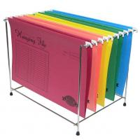 Paper Suspension Files A4 with File Fastener,tabs and inserts 2005