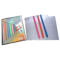 Slide Binder File Folder A4 L-Shape Bar 5mm