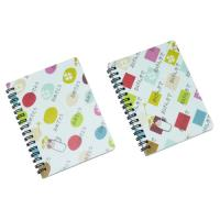 Spiral Notebook with PP cover A6 NS575-6