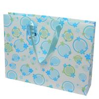Landscape Polypropylene PP Shopping Bag with ribbon handle A3 GA304
