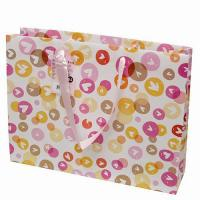 Landscape Polypropylene PP Shopping Bag with ribbon handle B4 GB401