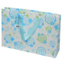 Landscape Polypropylene PP Shopping Bag with ribbon handle F4 GF404