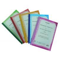 PP Report Covers with Slide Binder Bars RL544