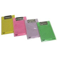 Polypropylene PP Foam Clipboard Folder A618