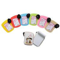 Multi-purpose Polypropylene PP Foam Neck Strap Card with Mini Note Book NP224