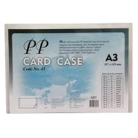 Document Polypropylene PP Card Case A3