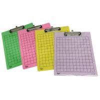 Polypropylene PP Foam Clipboard Folder L418