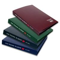 Polypropylene PP display book A4 40 Pockets A541