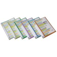 Polypropylene PP display book A5 60 Pockets HA561