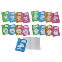 Chinese Character Practice Notebook with PP Cover A5 NM491-4