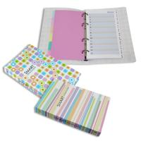 Ring Binding Personal Organizer with PP Cover TP805-6