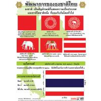 Flag of Thailand Posters EP131