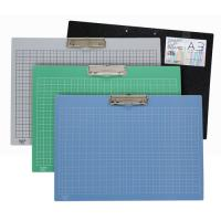 Landscape Polypropylene PP Foam Clipboard Folder A318