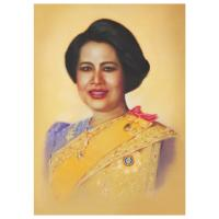 Her Majesty Queen Sirikit Paper Posters EQ231