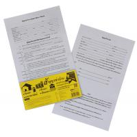Resident Rental Agreement 1x4