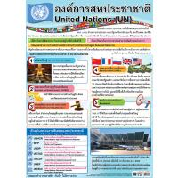 United Nations (UN) Educational Posters EP325