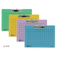 Landscape Polypropylene PP Foam Clipboard Folder A419