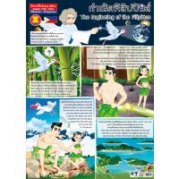 Folktales Philippines Story Paper Posters EQ379