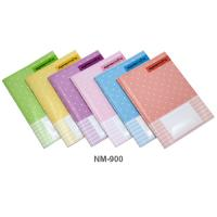 Glue Binding Notebook with Polypropylene PP cover B5 NM900