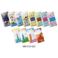Schedule Notebook with PP Cover NM212-223