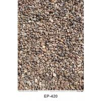 Waterfall rock stone texture Plastic Posters EP420