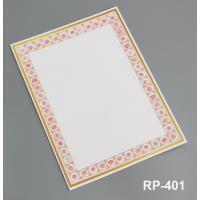 Pre printed design papers RP-401
