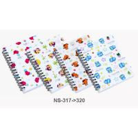 Spiral Binder PP Note Book A6 NS317-320