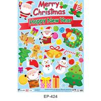 Christmas Day Decoration Plastic Posters EP424