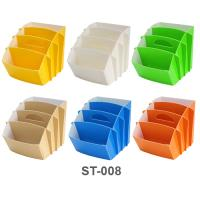 PP Foam Document Trays ST008 Assorted Colors