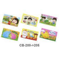 Cash Notebook with PP Cover CB-200-205 Assorted Model