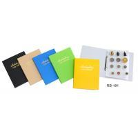Coin collection book RB-191 Assorted Colors