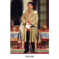 His Majesty King Maha Vajiralongkorn Paper Poster EQ-436