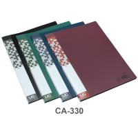 Display Book A3 30 Pockets CA330 Assorted Colors