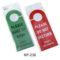Thai English Door Hanger NP236