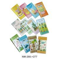 PP Schedule Note Book NM-266-277 Assorted Model
