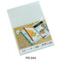 PP Report Covers 400 micron A4 PR-044 1x4 clear color