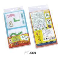 Flash Cards Matching Game ABC set ET-569