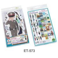 Flash Cards Matching Game Occupation set ET-573
