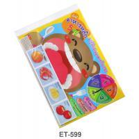 The Five Food Groups Flash Cards - Big Bear Game ET-599