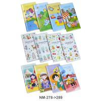 PP Schedule Note Book NM-278-289 Assorted Model