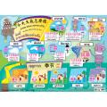 Mandarin Language Weather Phrases and Seasons of the Year Educational Posters EP285