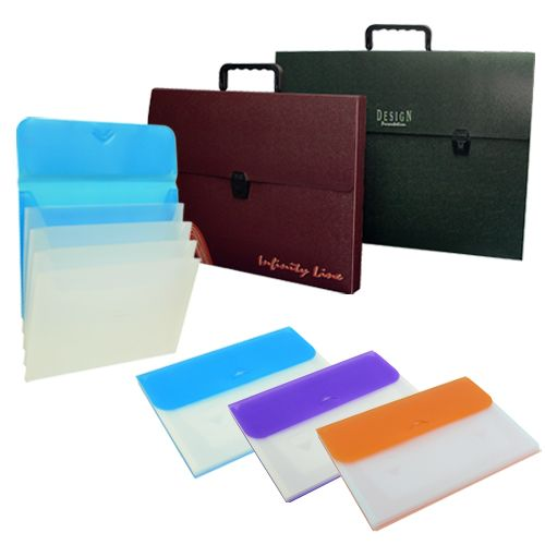 Stationery - Document Bags